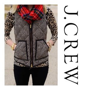 J. Crew Excursion Down Vest